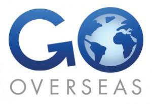 Go Overseas Logo